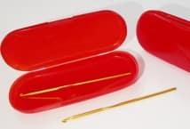 Caja Porta Agujas Crochet - Mercería - Accesorios para el tejido