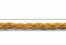 Cordón Yute trenzado x5 Metros - Mercería - Cordones