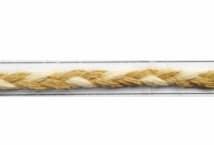 Cordón Yute combinado algodón x5 Metros - Mercería - Cordones