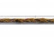 Cordón Yute combinado lurex x5 Metros - Mercería - Cordones