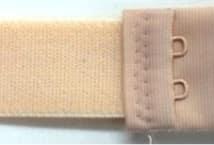 Alargador corpiño ancho por unidad BLANCO-NEGRO-NATURAL - Mercería - Repuestos para corpiños