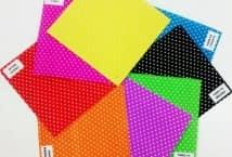 Cartón Microcorrugado Lunares 50x70 cm - Mercería - Carton microcorrugado