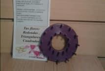 Telar Redondo Mini 9 cm diámetro - Mercería - Telares