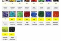 Canutillo Partidos por 100 Gramos - Mercería - Mostacillas y canutillos