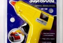Pistola Suprabond Silicona Fina - Mercería - Siliconas