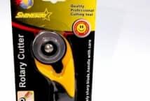 Cutter Rotativo para Corte 45 MM - Mercería - Cutter y Base para Tela
