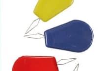 Enhebradores Plásticos x10 unidades - Mercería - Abreojales y enhebradores