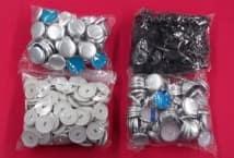 Hormillas P/Botones N°28 por 144 Unidades - Mercería - Hormillas