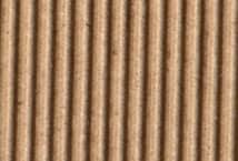 Carton microcorrugado natural - Mercería - Carton microcorrugado