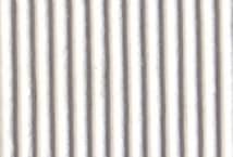 Carton microcorrugado blanco - Mercería - Carton microcorrugado