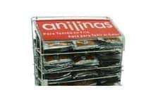 Exhibidor anilina por 180 unidades - Mercería - Anilinas