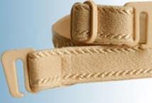 Bretel Afelpado 10mm por Par (6) - Mercería - Breteles para corpiños