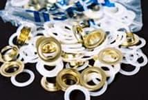 Ojal bronceado c/arandela nº31 por 144 unidades - Mercería - Accesorios para cortinas