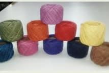Hilo algodón Pulido N°5 Color x40 metros (2) - Mercería - Hilos