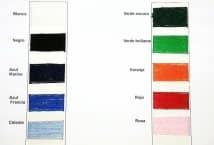 Hilo Algodón Pulido 8/4 Color x250 grs - Mercería - Hilos