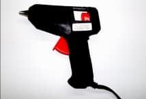 Pistola para Silicona Fina - Mercería - Siliconas
