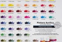 Model pintura acrilica x 50cc - Mercería - Pinturas Artísticas