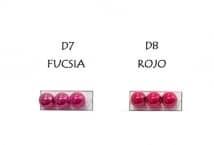 Perla N°6 Perlada Color por 10 Gramos Colores Varios - Mercería - Perlas
