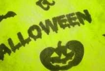 Friselina Halloween Verde 1,40 ancho (5) - Mercería - Friselina-Tela Ecológica