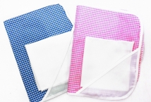 Set x 3 Kit Escolar (individual, servilleta y toallita) - Bonetería - Toallas y toallones