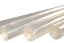 Silicona en barras finas por kilo - Mercería - Siliconas