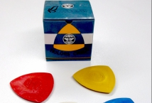 Tiza Plástica Colores por 10 Unidades - Mercería - Tizas de Sastre