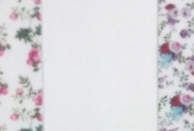 Elástico floreado 30mm. por 10 metros  - Mercería - Elásticos